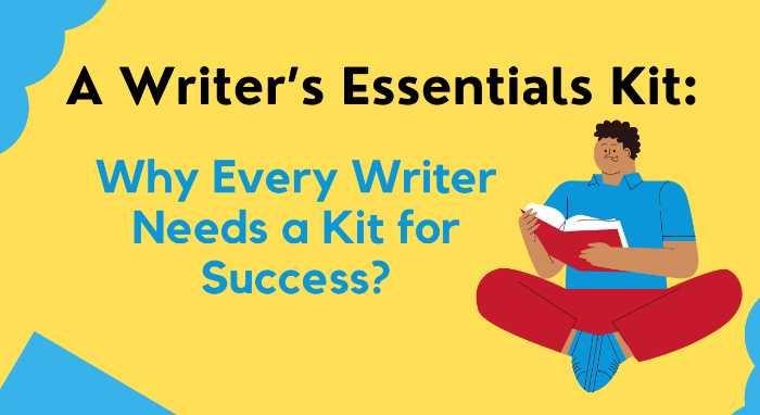 writer's essentials kit